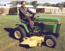 Click here to see the Lawn & Garden Tractors and the Attachement Page